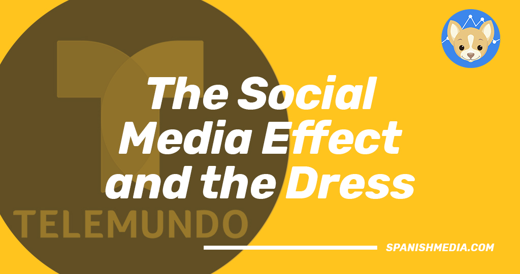 Hispanic Social Media and the Dress